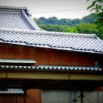 和風屋根が2棟完成しました